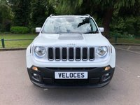 USED 2016 66 JEEP RENEGADE 1.4 LIMITED 5d 138 BHP
