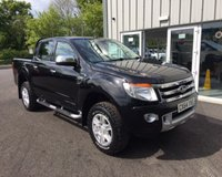 USED 2014 64 FORD RANGER 2.2 TDCI LIMITED 4X4 DCB 150 BHP THIS VEHICLE IS AT SITE 2 - TO VIEW CALL US ON 01903 323333