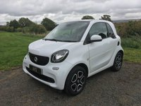 USED 2016 65 SMART FORTWO 1.0 Prime (s/s) 2dr 1 OWNER FSH
