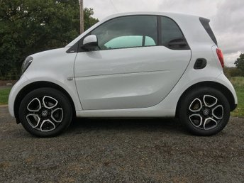 2016 SMART FORTWO 1.0 Prime (s/s) 2dr £6990.00