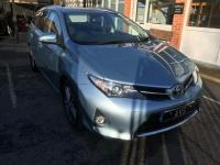 USED 2015 15 TOYOTA AURIS  1.4 D-4D Icon+ Touring Sports (s/s) 5dr 1 owner from new