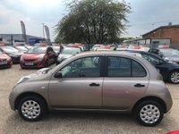 USED 2009 59 NISSAN MICRA 1.2 16v Visia Hatchback 5dr Petrol Manual (139 g/km, 79 bhp) px to clear,
