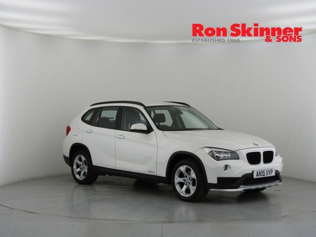View our 2015 15 BMW X1 2.0 SDRIVE16D SE 5d 114 BHP