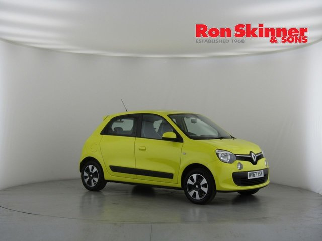 View our 2017 67 RENAULT TWINGO 1.0 PLAY SCE 5d 70 BHP