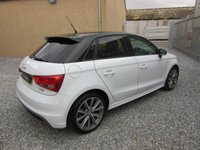 USED 2014 64 AUDI A1 1.4 SPORTBACK TFSI S LINE STYLE EDITION 5d 121 BHP 1 LADY OWNER STUNNING CAR