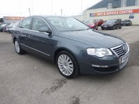 USED 2008 58 VOLKSWAGEN PASSAT 2.0 HIGHLINE TDI 4d 138 BHP GOT A POOR CREDIT HISTORY * DON'T WORRY * WE CAN HELP * APPLY NOW *