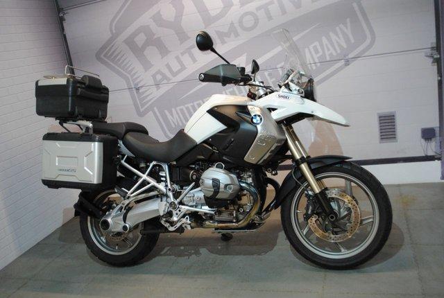 2011 11 BMW R1200GS TU