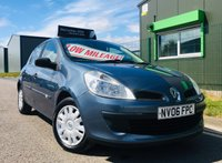 2006 RENAULT CLIO 1.4 EXPRESSION 16V 5 DOOR HATCH with only 46,000 miles £1895.00