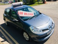 USED 2006 06 RENAULT CLIO 1.4 EXPRESSION 16V 5 DOOR HATCH with only 46,000 miles