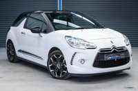 USED 2013 63 CITROEN DS3 1.6 DSTYLE PLUS 3d AUTO 120 BHP