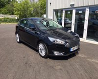 USED 2017 67 FORD FOCUS 1.5 TITANIUM X ECOBOOST 180 BHP THIS VEHICLE IS AT SITE 1 - TO VIEW CALL US ON 01903 892224