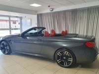 USED 2016 16 BMW M4 3.0 M4 2d AUTO 426 BHP 1 OWNER FROM NEW,