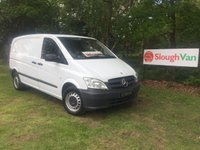2012 MERCEDES-BENZ VITO 2.1 113 CDI NO VAT AIR CON