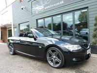 2012 BMW 3 SERIES 2.0 320I M SPORT 2d 168 BHP £11995.00