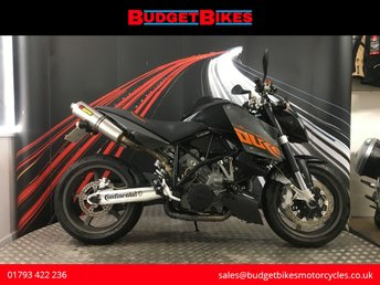 View our KTM SUPERDUKE