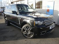 2012 LAND ROVER RANGE ROVER 4.4 TDV8 WESTMINSTER 5d AUTO 313 BHP £20500.00