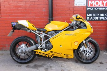 View our DUCATI 749 S