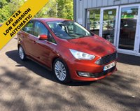 USED 2016 66 FORD C-MAX 1.5 TDCI TITANIUM AUTOMATIC 120 BHP THIS VEHICLE IS AT SITE 1 - TO VIEW CALL US ON 01903 892224