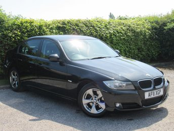 2011 BMW 3 SERIES 2.0 320D EFFICIENTDYNAMICS 4d £5000.00