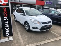 2011 FORD FOCUS sport edition 1.6 £4995.00