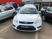 USED 2011 FORD FOCUS sport edition 1.6
