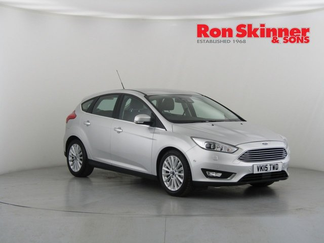 View our 2015 15 FORD FOCUS 1.0 TITANIUM X 5d 124 BHP