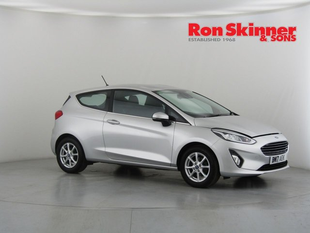 View our 2017 17 FORD FIESTA 1.0 ZETEC 3d 99 BHP