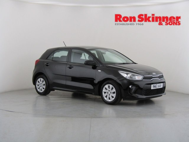 View our 2017 17 KIA RIO 1.2 1 5d 82 BHP