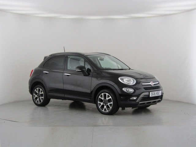 View our FIAT 500X