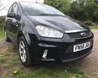 USED 2008 58 FORD C-MAX ZETEC