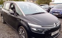 USED 2014 64 CITROEN C4 GRAND PICASSO 1.6 E-HDI AIRDREAM EXCLUSIVE 5d 113 BHP