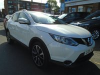 USED 2015 15 NISSAN QASHQAI 1.6 DCI TEKNA 5d AUTO 128 BHP ONLY 23,000 MILES!