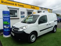 2016 RENAULT KANGOO 1.5 ML19 BUSINESS DCI 1d 89 BHP £5995.00