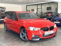 """USED 2016 66 BMW 3 SERIES 2.0 330E M SPORT 4d AUTO 181 BHP ++SAT NAV+19"""" ALLOYS+FBMWSH++"""