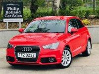 """USED 2014 AUDI A1 1.6 TDI SPORT 3d 103 BHP Audi MMI, Bluetooth, Air con, 16"""" Alloys"""