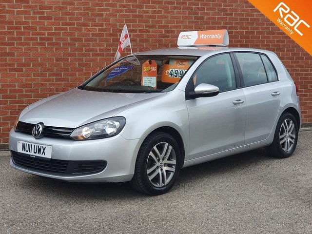 2011 11 VOLKSWAGEN GOLF 1.4 TWIST 5d ** ONLY 1 LADY OWNER FROM NEW **