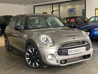 USED 2016 66 MINI HATCH COOPER 2.0 COOPER SD 5d 168 BHP ++SAT NAV+CHILL PACK+XL PACK++