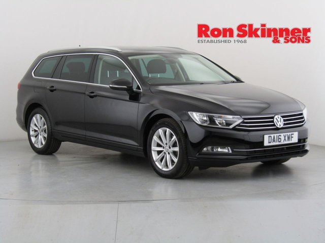 View our 2016 16 VOLKSWAGEN PASSAT 2.0 SE BUSINESS TDI BLUEMOTION TECHNOLOGY 5d 148 BHP