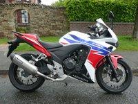 2014 HONDA CBR 471cc CBR 500 RA-E  £3495.00