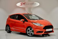 USED 2016 16 FORD FIESTA 1.6 ST-3 3d 180 BHP MILLTEK EXHAUST UPGRADED DIFFUSER/NAVIGATION