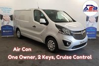 USED 2016 16 VAUXHALL VIVARO 1.6 2900 CDTI  SPORTIVE 115 BHP Air Con, Cruise Control, Reversing Sensors, Electric Pack,  **Drive Away Today** Over The Phone Low Rate Finance Available, Just Call us on 01709 866668**