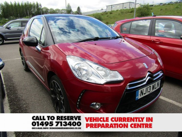CITROEN DS3 at Ron Skinner and Sons