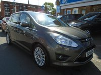 USED 2015 15 FORD GRAND C-MAX 1.6 TITANIUM TDCI 5d 114 BHP GREAT FINANCE DEALS AVAILABLE