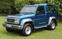 1998 DAIHATSU FOURTRAK 2.8 TDX INDEPENDENT 3d 97 BHP £4595.00
