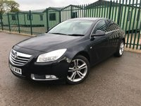 USED 2012 62 VAUXHALL INSIGNIA 2.0 EXCLUSIV CDTI 5d 157 BHP ALLOYS PRIVACY CRUISE A/C MOT 12/19 NOW SOLD.