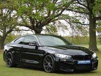 2014 BMW 4 SERIES 2.0 420D M SPORT 2d AUTO 181 BHP £18490.00