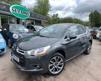 2014 CITROEN DS4 1.6 E-HDI AIRDREAM DSTYLE 5d 115 BHP £6489.00