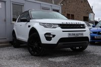 USED 2017 17 LAND ROVER DISCOVERY SPORT HSE Black Auto 2.0 TD4 5d ( 180 bhp ) One Owner Low Mileage Service Plan Huge Spec 7 Seater