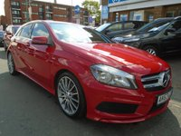 USED 2013 63 MERCEDES-BENZ A CLASS 1.8 A200 CDI BLUEEFFICIENCY AMG SPORT 5d 136 BHP ONLY 39,000 MILES!