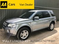 USED 2014 14 LAND ROVER FREELANDER 2.2 TD4 XS 5d AUTO 150 BHP*FULLY LOADED*1 OWNER*FSH*